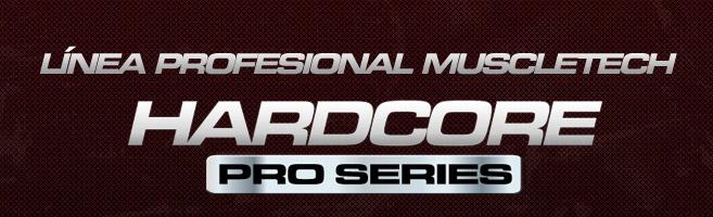 Muscletech hardcore pro series suplementos fitness y culturismo